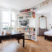 Two-Bedroom Apartment - Rue d'Amsterdam