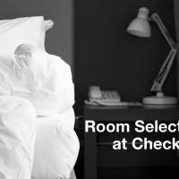 Room Selected @ Check In