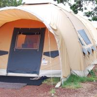 Expedition Tent Lodge - 4 persons