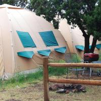 Expedition Tent Lodge - 5 persons