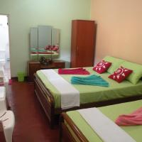 Double or Twin Room with Private Bathroom and AC