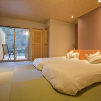 Standard Twin Room with Tatami Floor and Balcony - Non-Smoking