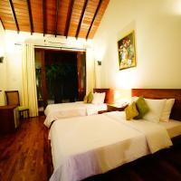 Deluxe Double Room with Airport Transfer - One Way