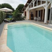 Hotel Pictures: Le Soleil Couchant, Angresse