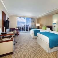 Deluxe Room with Two Queen Beds and Bay View