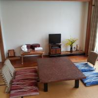Japanese-Style Family Room