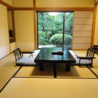 Japanese-Style Corner Room with Outdoor Hot Spring
