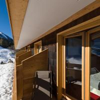 Family Room with Mountain View and Balcony