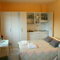 Family Room With Kitchenette