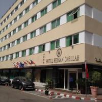 Φωτογραφίες: Helnan Chellah Hotel, Ραμπάτ