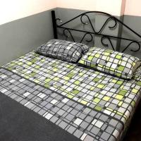 Standard Double Room with Fan & Shared Bathroom