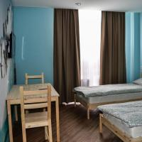 Bed in 2-Bed Male Dormitory Room
