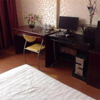Double Room with Computer