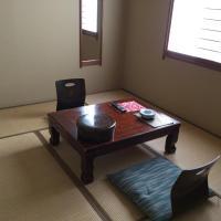 Japanese-Style Single Room with Shared Bathroom