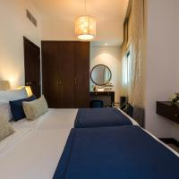 Executive One-Bedroom Apartment - Twin Beds