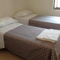 Twin Room with Shared Bathroom and Garden View