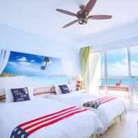 Mainland Chinese Citizens - Standard Twin Room with Sea View