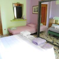 Double Room with Balcony and Extra Bed