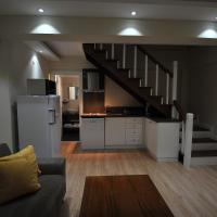 Duplex Two-Bedroom House