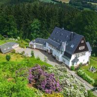 Hotel Pictures: Ferienwohnungen im Landhaus Wiesenbad, Thermalbad Wiesenbad