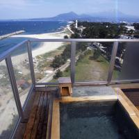 Superior Japanese-Style Room with Open-Air Jet Bath and Sea View