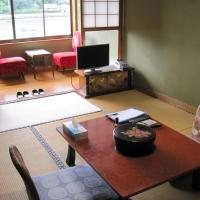 Japanese-Style Standard Room with Shared Bathroom and Sea View