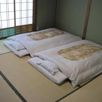 Japanese-Style Superior Room with Shared Bathroom and Sea View