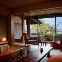 Japanese-Style Deluxe Room with Open-Air Bath