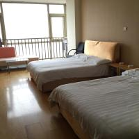 Studio with twin bed