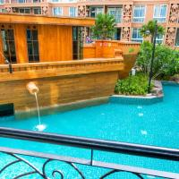Suite with Water Park View