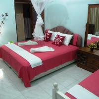 Triple or Double Room with Private Bathroom and Fan