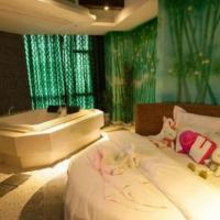 Romantic Theme Double Room