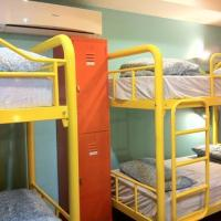 Bed in 11-Bed Mixed Dormitory Room