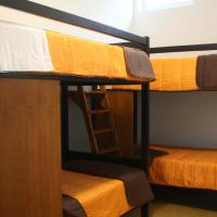Bed in Female Dormitory Room
