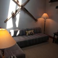 Two-Bedroom Townhouse with Loft
