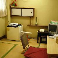 Japanese-Style Economy Single Room with Shared Bathroom