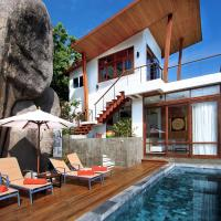 Villa with Sea View - Eleadora