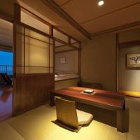 Suite with Open-Air Spa bath and Sea View