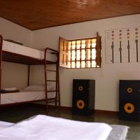 Bed in 8-Bed Dormitory Room (Audo)