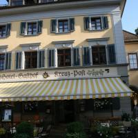 Hotelbilleder: Kreuz-Post, Staufen im Breisgau