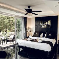 Deluxe Five-Bedroom Villa with Private Pool and Sauna