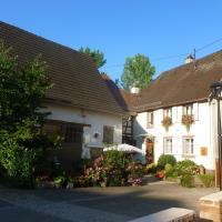 Hotel Pictures: Maison d'hôtes La Renardière, Reichshoffen