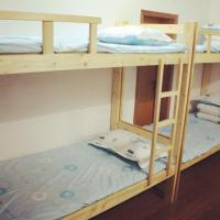 Mainland Chinese Citizens – Bed in 8-Bed Female Dormitory Room