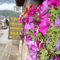 Hotel Pictures: Apartamentos Saila, Castejón de Sos