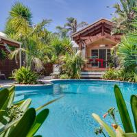Palms, Pool and Beach in Blairgowrie