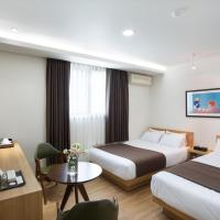 Deluxe Twin Room with Mountain View