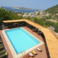 Deluxe Double Room Sea and Pool view with Balcony