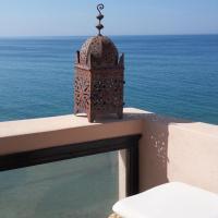 Maison typique sur la mer