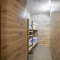 Bed in Economy Room with Bunk Bed without Window