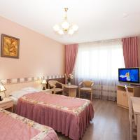 Economy Twin Room with Shared Bathroom and Kitchen